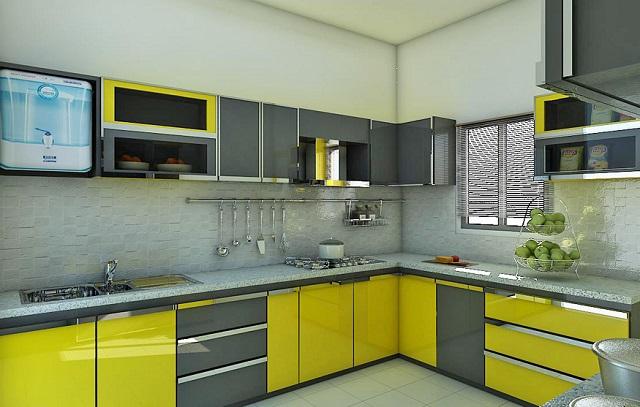 Pomysł na aranżację kuchni