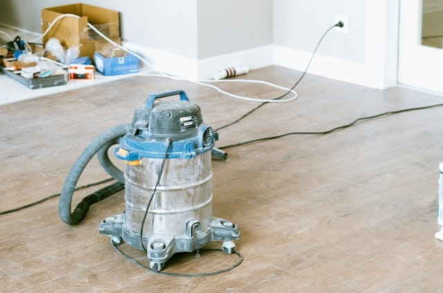Odkurzacz do sprzątania po remoncie